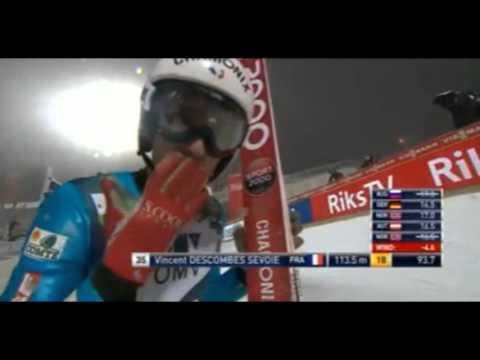 Ski Jumping World Cup 2016 Oslo Mens. Part 4