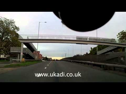 Pass Plus Motorway Driving Lesson