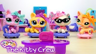 LPS: The Kitty Crew - Episode 1 (Meet The Kitties)