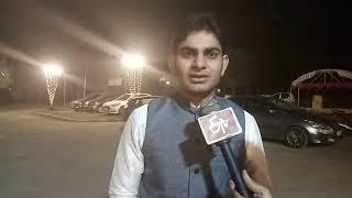 Interview Of Prakhar Malviya Kanha By ETV