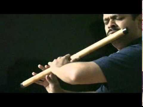 Vande Mataram - Flute Instrumental.mpg