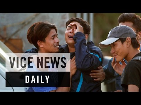 VICE News Daily: Aid Helicopter Crashes in Nepal