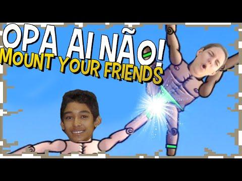 Malena Cagada - Mount Your Friends #2 video