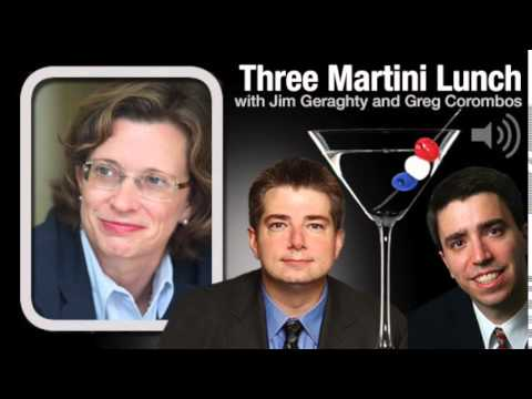 Three Martini Lunch: Nunn of the Above