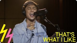 Download Lagu BRUNO MARS - That's What I Like (Kris Lawrence Cover) Gratis STAFABAND