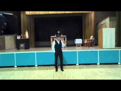 Michael Voris Speaking at Padre Pio Academy - 03/02/2014