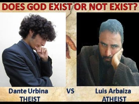 an analysis of the debate over the existence of god A very popular argument with christian apologists, including cs lewis, is the argument from morality according to lewis, the only valid morality that can exist is an objective one — all subjective conceptions of morality lead to ruin.