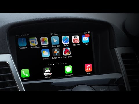 customGadz - Android / iPhone Car Dash intergration - Full device control [MimicsX2]