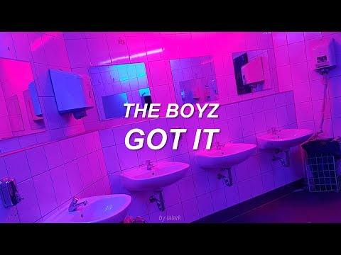 The Boyz - Got It But You're In A Bathroom At A Club