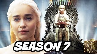 Game Of Thrones Season 7 Daenerys Targaryen Throne and Dragonstone Explained