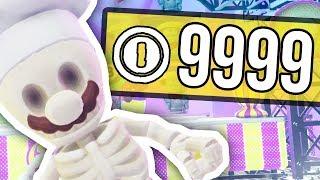 9999 SUPER MARIO ODYSSEY COINS!!!
