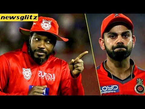 Chris Gayle disappointed with Royal Challengers Bangalore Team | IPL 2018 | Kings XI Punjab