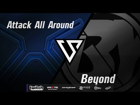 CS:GO Pro League Season#5 Attack All Around vs. Beyond
