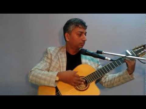 Pukarta Chala Hoon Main on guitar - Muhammad Rafi - Mere Sanam...