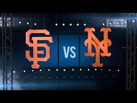 6/9/15: Heston throws no-hitter as Giants top Mets