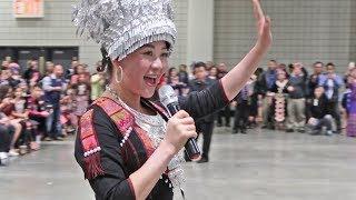 Ntxhais Hmoob Suav Laj Tsawb @ MN Hmong New Year 2018