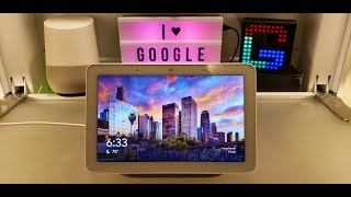 Google Home Hub - The BEST Smart Display in 2018!!!