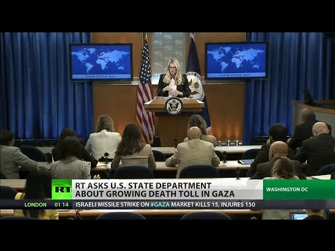 US stands behind Israel after deadly strike on UN school