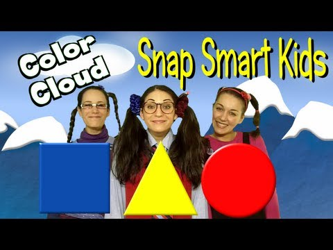 Learn Colors for Toddlers by Snap Smart Kids Songs