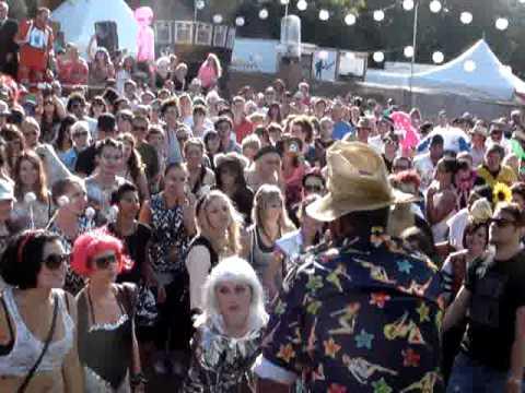 Hip Hop Karaoke Bestival 2009 - O.D.B. - Shimmy Shimmy Ya