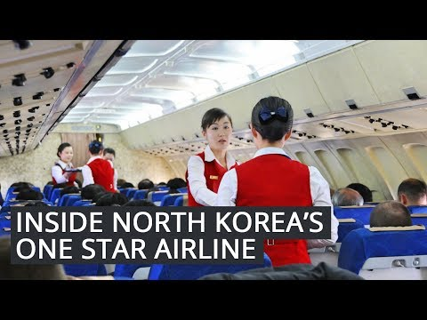 Inside North Korea's One Star Airline