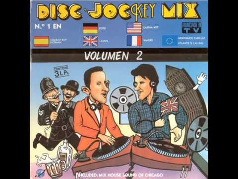 DISC-JOCKEY MIX VOL. 2  (MEGAMIX PART I - DISCO VERSION) (℗1987)