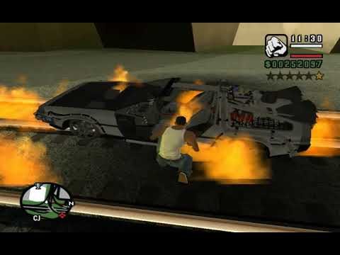 GTA San Andreas BTTF Part3
