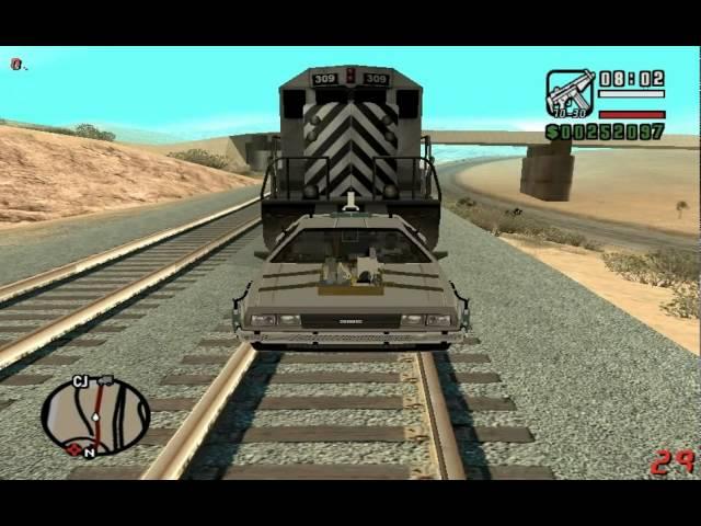 GTA San Andreas BTTF Part3