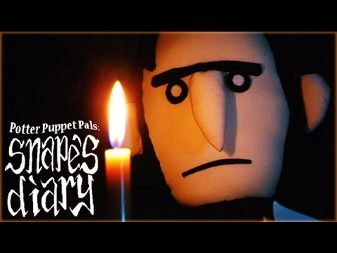 Potter Puppet Pals: Snape's Diary Music Videos