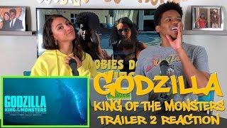 GODZILLA KING OF THE MONSTERS Trailer 2 Reaction & Breakdown (2019)