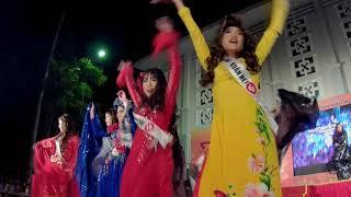 TRẠI XUÂN NGUYỄN HỮU CẦU 2018-- 7 Miss Saigon tham dự game show #17