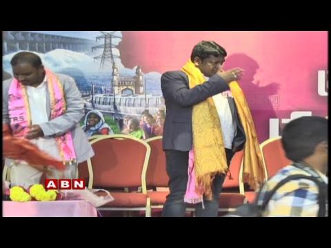 TRS Leaders Pressmeet | ABN Telugu