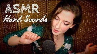 ASMR | Hand Sounds Variety Pack | Testing Oil and Lotions