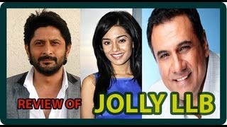 Jolly L L B - JOLLY LLB LATEST BOLLYWOOD HINDI MOVIE PREVIEW