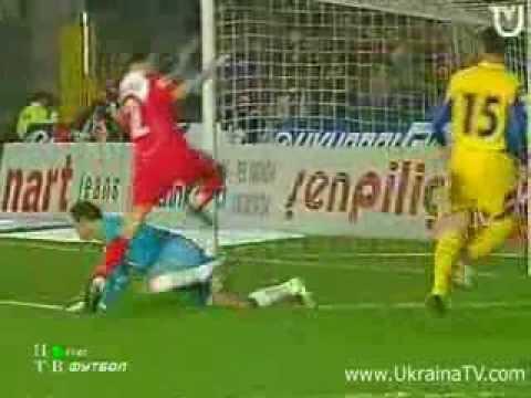 Турция - Украина 0-3.  Отбор ЧМ 2006 (17.11.2004) обзор