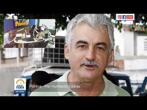 Política - Por Humberto Cedraz - 08 de setembro