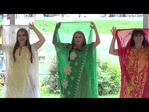 Pepper Lotus Belly Dance - Shannon, Kristal, & Fikriyyah ** 225