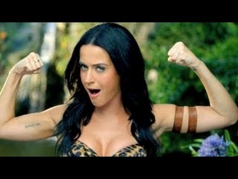 Katy Perry Roar Official Parody - Real Lion Roar Katy Perry roar Lyrics (katy Perry Roar Parody) video