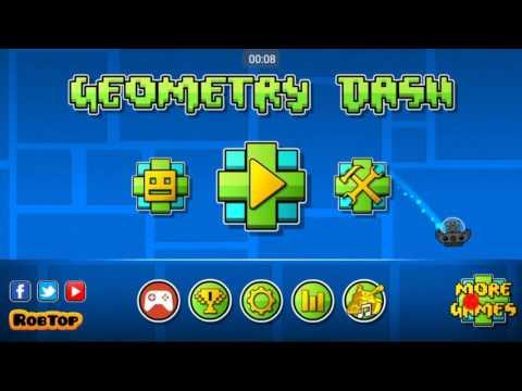 Cara mengganti lagu menu di geometry dash ver.Dzaudan