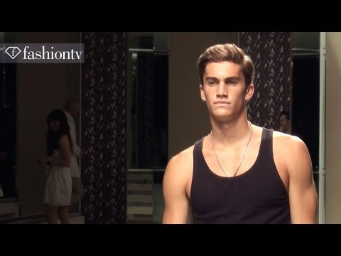Sexy Male Models Backstage At Ermenegildo Zegna Spring 2013 | Milan Men's Fashion Week | Fashiontv video