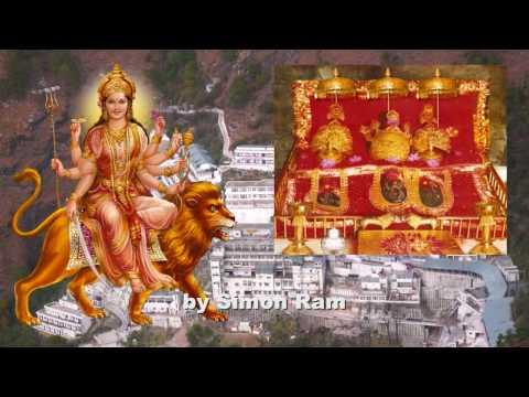 Jai Mata Di - Ambe Tu Hai Jagdambe Kaali {aarti} Rajiv Chopra & Anuradha Paudwal [hd] video