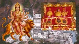 Jai Mata Di - Ambe Tu Hai Jagdambe Kaali {Aarti} Rajiv Chopra & Anuradha Paudwal [HD]