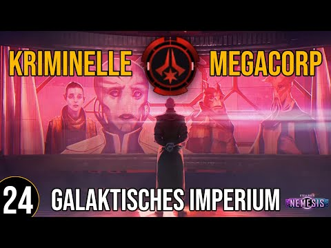Der Großkahn fordert das galaktische Imperium heraus | 24 | Stellaris NEMESIS | Let's Play