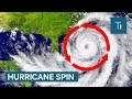 Youtube Thumbnail Here's why all hurricanes spin counterclockwise
