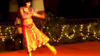 Manya performed on New year s eve all by herself at sagar enclave Hyderabad. Manya is 8yrs old and a great Katrina fan. She performed two months before the m...