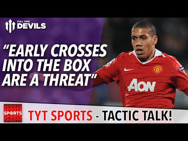"""Early Crosses Into The Box Are A Threat"" 