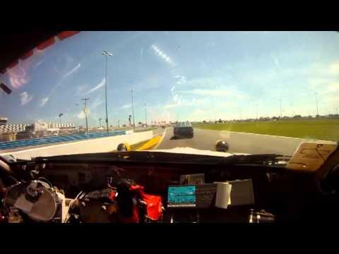 Tiger's Wood PGA Racing Cougar -ChumpCar The 14 Hours of Daytona