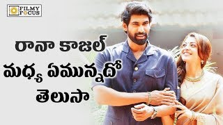 Rana Daggubati and Kajal Agarwal Love Affair Making Rounds on Social Media