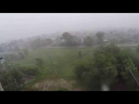 Дождь в Невинномысске 29 05 2016