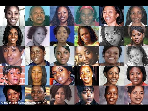 64,000 Black Women Missing across America link below for more info